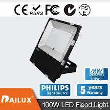 100w led flood light outdoor ligh 250w hps bulb equivalent 10000