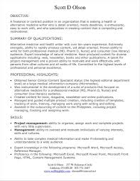 Career Objective Examples For Resume For Experienced Software