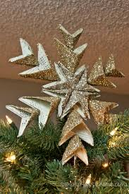 Christmas Tree Toppers To Make by Christmas Mantel U0026 Tree Holiday 2012 Yellow Bliss Road