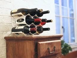 3D Printed Wine Racks modular wine rack
