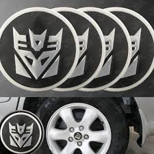 Amazon.com: Transformers Deceptacon Wheel Center Black/Chrome Decals ... Ac Forged Wheels Rims 313 Carbon Fiber 3piece West Coast Wheel Tire Ace Aff02 Black Chrome Warehouse Things To Consider When Shopping For Truck Get Latest Vehicle For Trucks Lexani 647 Lust Chrome Wheels And Rims Packages At Rideonrimscom Fuel D260 Maverick 2pc Cast Center With Face Toyota Tundra Custom Rim And Packages Cheap Find The Classic Of Your Dreams Rampage D247 Offroad A Mustang Car Boss Motsports 304 Down South Dodge Ram Dg63 Factory Oe Replica