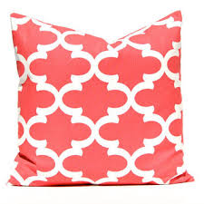 Coral Colored Decorative Accents by Best Coral Accent Pillows Products On Wanelo