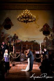 santa barbara courthouse wedding photos mural room wedding santa