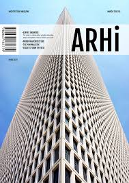 100 Best Architectural Magazines Architecture Magazine Template
