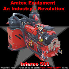 Amtex Equipment | Carpet Cleaning Truckmount