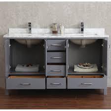 Bathroom Vanities 60 Inches Double Sink by Interior 60 Inch Double Sink Bathroom Vanity Modern Office