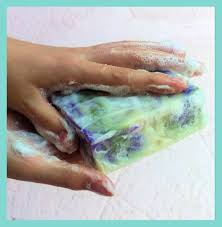 Finger Paint Bath Soap by Island Thyme Soap Company