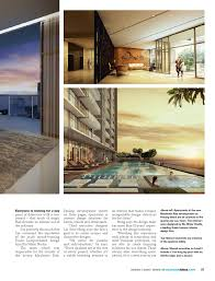 100 Blu Water Apartments HOME APARTMENT TRENDS Asia Vol 3001 By Trendsideascom Issuu