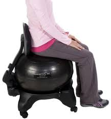 Stability Ball Desk Chair by 17 Best Balance Ball Chairs For Sitting Behind A Desk U2013 Vurni