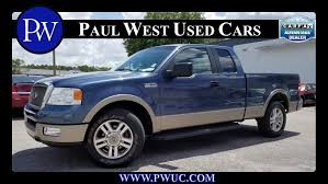 100 Ford Trucks For Sale In Florida 2005 F150 Lariat SuperCab Gainesville FL