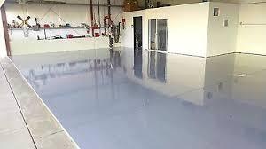 100 Solids Epoxy Garage Floor Coating Canada by 100 Solids Epoxy Garage Floor Paint 4 Gallons Light Grey Picclick