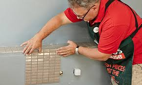 how to lay mosaic tiles bunnings warehouse