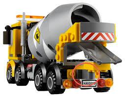 100 Lego Cement Truck Testors Model Bliss Chandland Like Running Top