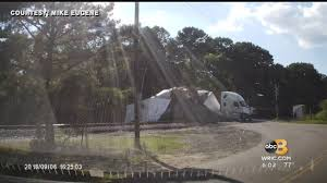 VIDEO: Train Collides Into Tractor-trailer In Chesterfield