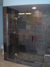 slate bathroom slate shower rustic house bathroom