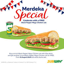 FREE Subway Black Pepper Mayo Chicken Sub Deal!~请你吃 ... Huckberry Shoes Coupon Subway Promo Coupons Walgreens Photo Code December 2019 Burger King Coupons Savings Deals Promo Codes Save Burgers Foodpanda July 01 New Promo Here Got Sale Singapore Miami Subs 2018 Crocs Canada Details About Expire 912019 Daily Deals Uber Eats Offers 70 Off Oct 0910 The Foodkick In A Nyc Subway Ad Looks Like Its 47abc Ding Book Swap Lease Discount Online Actual Discounts Dominos Coupon Blog Zoes Kitchen June Planet Rock