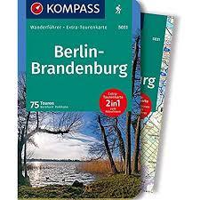 kompass wanderführer berlin brandenburg wanderführer mit