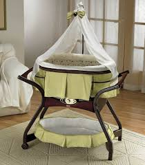 Round Bassinet Bedding by Amazon Com Fisher Price Zen Collection Gliding Bassinet