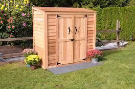 6 X 6 Wood Storage Shed by Hewetson Storage Sheds Compact Series 6 5 U0027 X 3 U0027 Patio Wooden