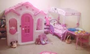 Step2 Princess Palace Twin Bed by Step2 Sweetheart Playhouse Walmart Com