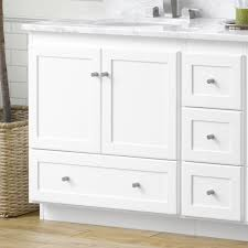 Tall White Shaker Style Bathroom Cabinet Freestanding by Shaker Bathroom Vanity Cabinets Uk Bar Cabinet