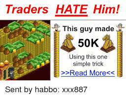 Dank Memes Simple And Him Traders HATE This Guy Made 50K