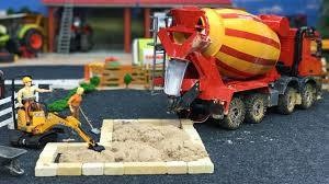 Construction Playtime Bruder Truck Cement Mixer Video For Kids - YouTube Bruder Toys Man Tipping Truck W Schaeff Mini Excavator 02746 Youtube Bruder Truck Dhl Falls Into Water Trucks For Children Scania Timber Pimp My My Amazing Toys Cement Mixer Model Toy Truck Which Is German Sale Trucks Side Loading Garbage Review 02762 Hecklader Mll Lkw Operated By Jack3 Bruder Dodge Ram 2500heavy Duty2017 Mb Sprinter Animal Transporter 02533 Tractor Case Plowing With Lemken Plow Kids Video World Cat Excavator Riding In The Mud Videos Children Chilrden Matruck Played Jack 3
