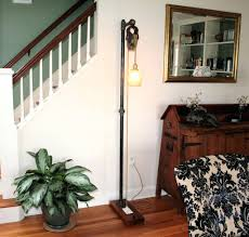 Floor Lamps Mountain Lodge Lamp Grand River Fishermans Vintage Industrial