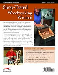 great book of woodworking tips best of american woo randy
