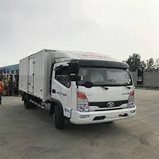 China Light Duty Box Cargo Truck Photos & Pictures - Made-in-china.com