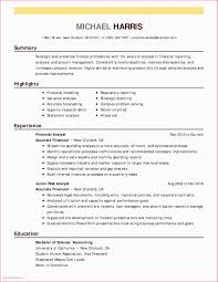 Supply Chain Resume Examples Simple Template Pdf Inspirational Outline New