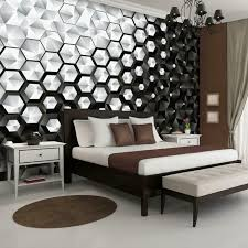 vlies fototapete geometrisch 3d geometrie schwarz weiß