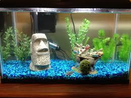 Spongebob Aquarium Decorating Kit by 11 Best Fish Tanks Images On Pinterest Fish Tanks Amazing Fish