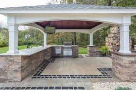 Garden Kitchen Ideas Amazing Outdoor Kitchen Designs Country Gazebos