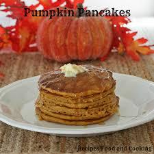 Easy Healthy Pumpkin Pancake Recipe by Snickerdoodle Pancakes
