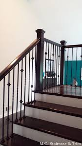 122 Best Staircase Ideas Images On Pinterest | Stairs, Staircase ... Stairs How To Replace Stair Spindles Easily How To Replace Stair A Full Remodel At The Stella Journey Home Visit Website The Orange Elephant In Room Chris Loves Julia Banister Spindle Replacement Replacing Wooden Balusters Wrought Iron Dallas Spindles 122 Best Staircase Ideas Images On Pinterest Staircase Open Handrail Vs Half Wall Basement Remodeling Ideas Dublin Ohio Wrought Iron Google Search For Home Stalling Banister Carkajanscom Oak Top Latest Door Design Remodelaholic Renovation Using Existing Newel