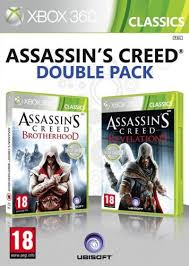 Assassins Creed Brotherhood And Revelations Double Pack Edizione Regno