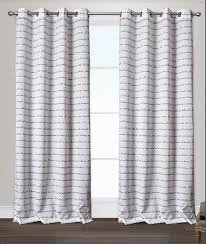 Sheer Curtain Panels 96 Inches by Curtains 120 Inches Long Uk Extra Wide Hudson Small Plaid Double