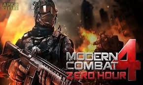 modern combat free modern combat 4 zero hour v1 1 7c for android free at apk