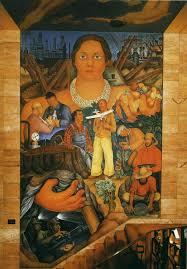 Diego Rivera Rockefeller Center Mural Controversy by Peace Walls U0026 Murals Around The World
