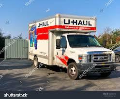 100 Small Uhaul Truck Roseville CA January 31 2019 Stock Photo Edit Now 1300982899