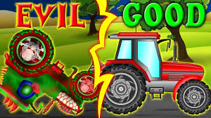 Good Vs Evil | Tractor Battles | Tractors For Kids | Farm Vehicle ... Monster Posts Truck Discovery Images And Videos Of Police Car Climbs The Mountain Trucks Kids Cartoon Movies Pin By Telugu Filmnagar On Cartoon Rhymes Pinterest Preschool Easy On The Eye Grave Digger Toys Feature Timely Pictures For Kids Garbage Children 267 Race Scary Haunted House Episodes 1 To 11 Year Old Baby Driving Monster Truck Youtube Stunning Childrens Learn Numbers And Colors Big Cartoons Youtube Unusual Spiderman Vs Unique Pick Up Kidsfuntv 3d Hd Animation Video For Green 5