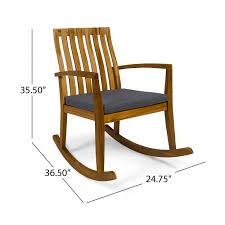 Colmena Outdoor Acacia Wood Rustic Style Rocking Chair With Cushions By  Christopher Knight Home Cheap Wicker Rocking Chair Sale Find Brookport With Cushions Ideas For Paint Outdoor Wooden Chairs Hotelpicodaurze Designs Costway Porch Deck Rocker Patio Fniture W Cushion 48 Inch Bench Club Slatted Alinum All Weather Proof W Corvus Salerno Amazoncom Colmena Acacia Wood Rustic Style Parchment White At Home Best Choice Products Farmhouse Ding New Featured Polywood Official Store