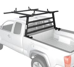 100 Back Rack Truck Aluminum Headache W Over Cab Extension For Toyota Tacoma