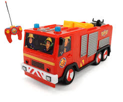 Simba Toys 3099612 Fireman Sam Jupiter Remote Control Fire Truck ... Lot 246 Vintage Remote Control Fire Truck Akiba Antiques Kid Galaxy My First Rc Toddler Toy Red Helicopter Car Rechargeable Emergency Amazoncom Double E 4 Wheel Drive 10 Channel Paw Patrol Marshal Ride On Myer Online China Fire Truck Remote Controlled Nyfd Snorkel Unit 20 Jumbo Rescue Engine Ladder Is Great Fun Super Sale Squeezable Toysrus