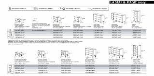 Sorelle Verona Dresser Dimensions by Dresser Dimensions Standard Bestdressers 2017