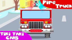 The Red Fire Truck In The City - Emergency Vehicles   Cars & Trucks ... Pictures Of Trucks For Kids Group With 67 Items Birthday Cake Ideas How To Make A Fire Truck Youtube To Draw A Mighty Machines New York City Bruder Scania Engine Water Pump And Light Sound Road Rippers Rush Rescue Toy Responding Fdny Units Fileparade Ambulancesjpg Wikimedia Commons Never Forget Compilation 10 Racing Song For Children Nursery Rhymes Blippi Youtube Part 4