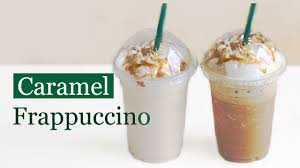 How To Make Starbucks Caramel Frappuccino Copycat Recipe