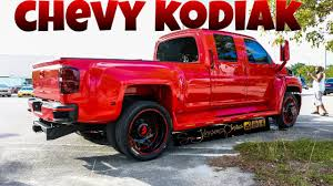 100 Kodiak Trucks Extremely Clean Truck On Forgiato Duro Series In HD Must See