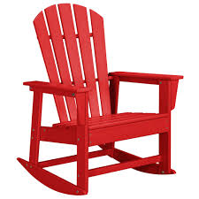 POLYWOOD SBR16SR Sunset Red South Beach Rocking Chair Seattle Rocking Chair Unfinished Wood Runners Miniature Fniture Foliofng Bradley White Slat Patio The Brumby Company Childrens Eames Rar Eamescom Paley Black Palm Harbor Wicker Carolina Rocker Aka Kennedy No 1000 Centreville Dimeions Of Chairs Made By Gary Weeks And Nola Belham Living Raeburn Rope Outdoor